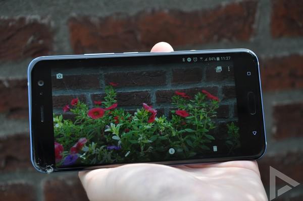 HTC U11 galerij