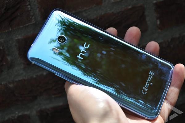 HTC U11 glas