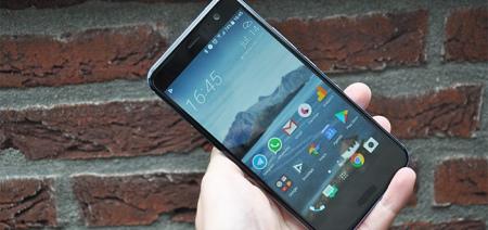 HTC U11 review: een smartphone met gevoel