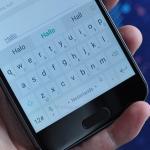HTC toetsenbord overspoelt gebruikers met reclame; dit is de reactie van HTC