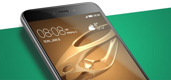 Huawei P9 Lite (2017) duikt op; en is identiek aan zijn P8-broertje