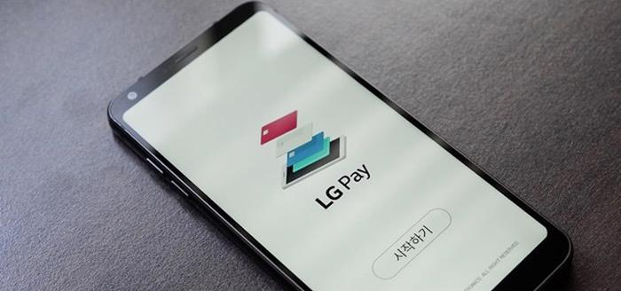 LG heeft grote plannen voor uitbreiding LG Pay betaalplatform