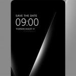 LG stuurt uitnodigingen voor LG V30 aankondiging op 31 augustus 2017