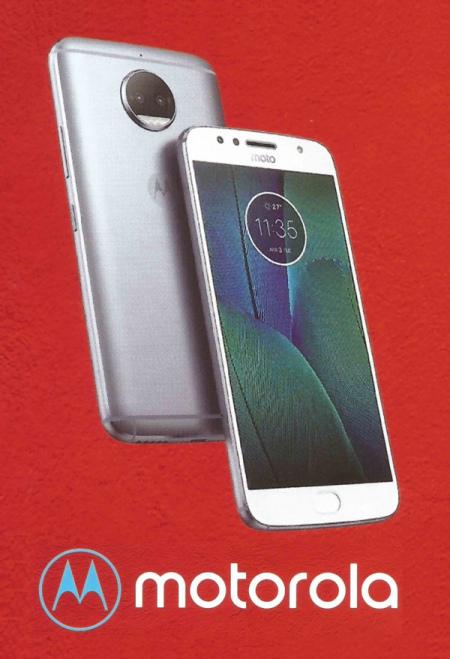Moto G5S Plus Promo