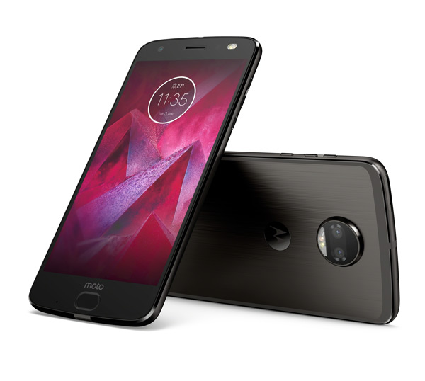 Moto Z2 Force Black
