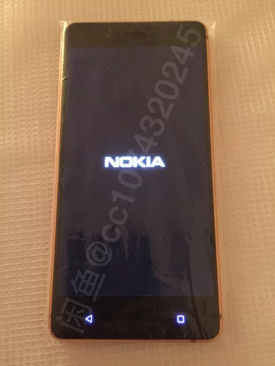 Nokia 8 Copper Gold