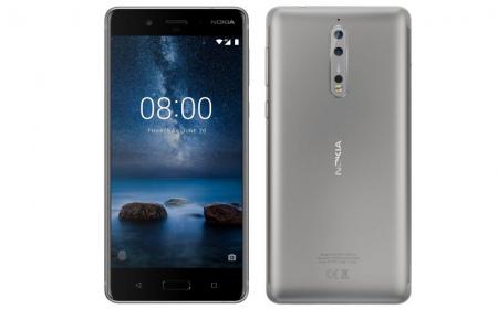 Nokia 8 zilver
