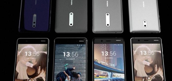 Nokia geeft aanwijzingen over nieuwe toestellen waaronder Nokia 4 en 7 Plus