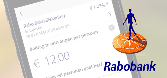 Rabobank voegt QR-code scanner toe aan Mobiel Bankieren app