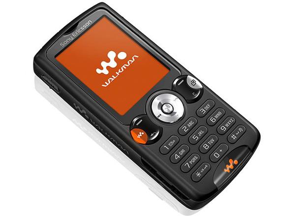 De vergeten telefoon: Sony Ericsson W810i uit 2006