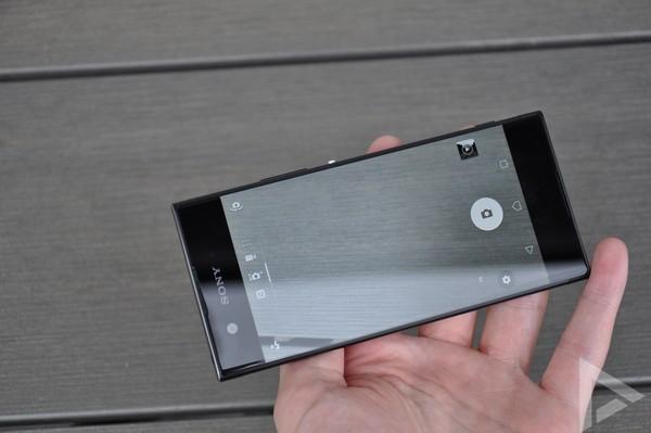 Sony Xperia XA1 camera