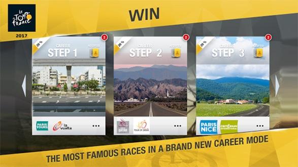 Tour de France 2017 game