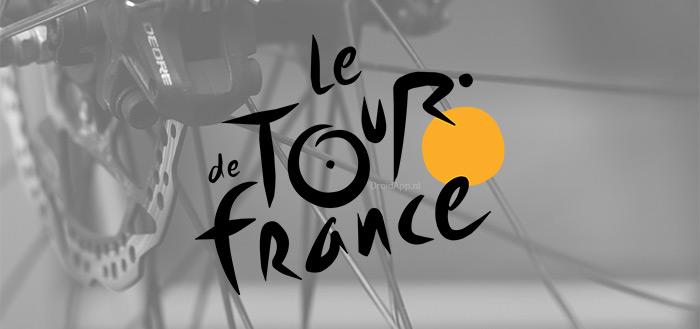 Tour de France 2017: blijf op de hoogte met deze 7 apps