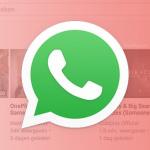 WhatsApp test integratie van YouTube-video's: kijken zonder app te verlaten