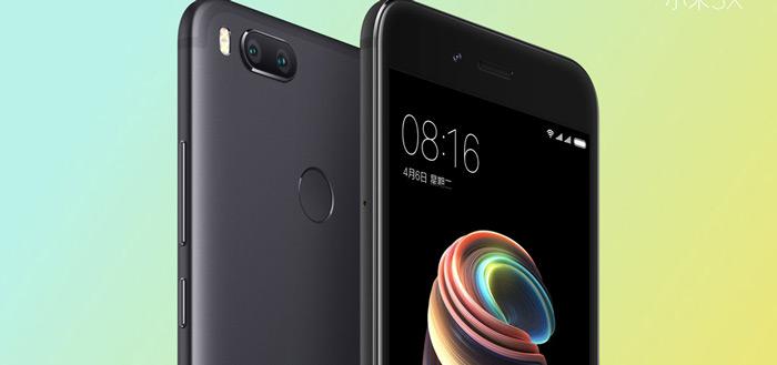Xiaomi presenteert Xiaomi Mi 5X: betaalbaar en dual-camera
