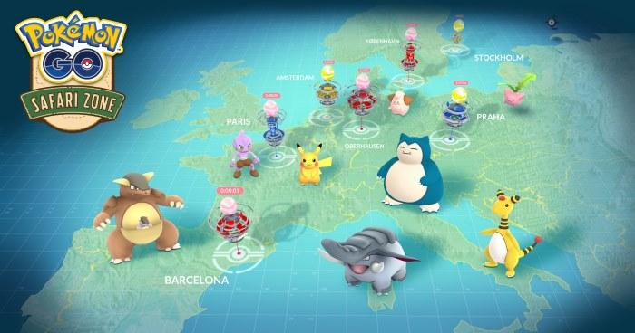 Pokémon Go event in Amstelveen