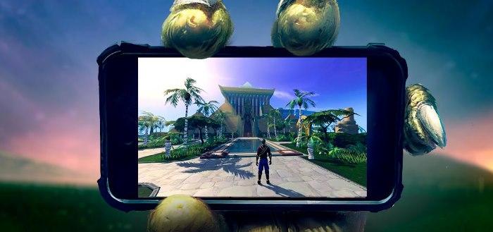 Online MMORPG RuneScape komt binnenkort naar mobiele apparaten