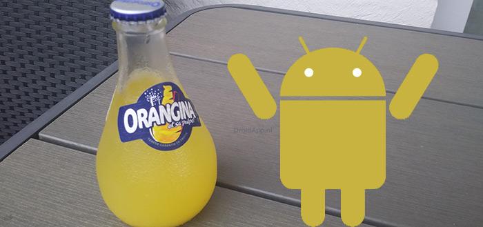 Nieuwe aanwijzingen gevonden: wordt het Android 8.0 Orangina?