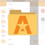 Astro File Manager 8.0: nieuw design met dark mode voor bestandsbeheerder
