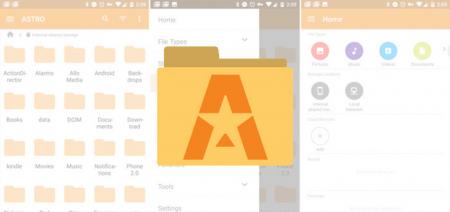 Astro File Manager 6.0 is oude bekende bestandsbeheerder met fris nieuw design