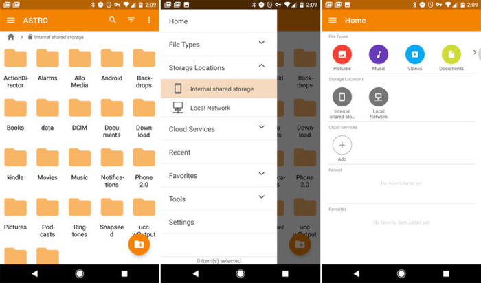 Astro File Manager 6.0