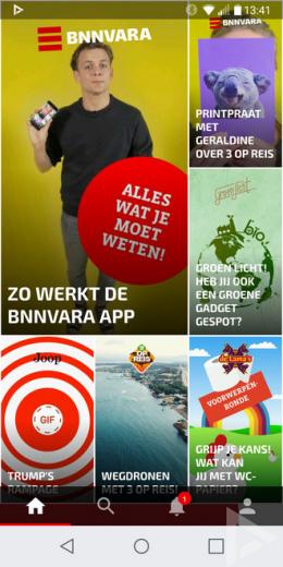 BNNVARA app
