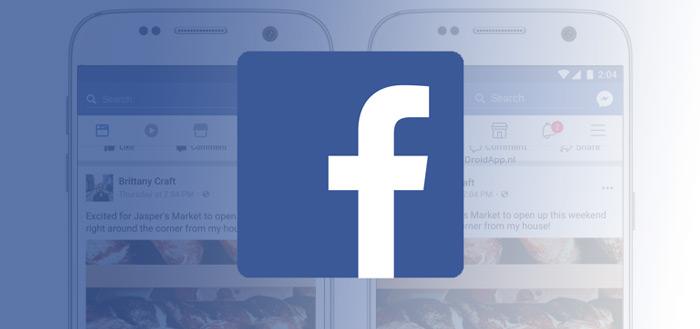 Facebook verwijdert Like-knop voor pagina's, voegt nieuwe functies toe