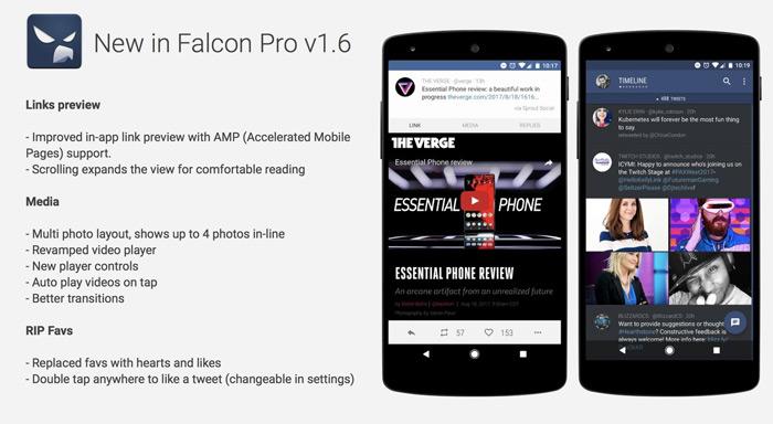 Falcon Pro 1.6