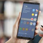Aanwijzingen: krijgt Galaxy Note 9 vingerafdrukscanner in het scherm?