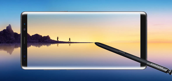 Samsung Galaxy Note 8 nu te koop in Nederland: alle aanbiedingen en details