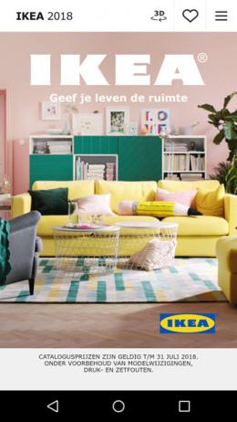 IKEA Catalogus 2018