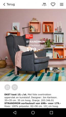 IKEA Catalogus 2018 app