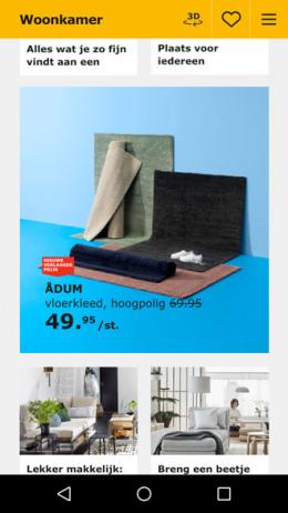 IKEA Catalogus app 2018