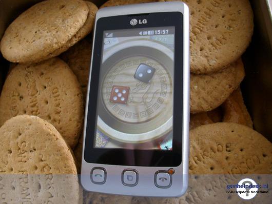 LG Cookie dobbelstenen