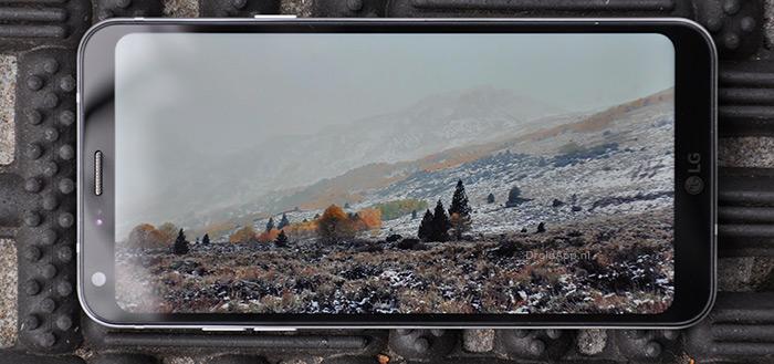 LG Q6 ontvangt in Nederland update naar Android 8.1 Oreo