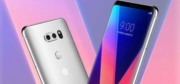 LG V30 begin december in Nederland te koop: 899 euro