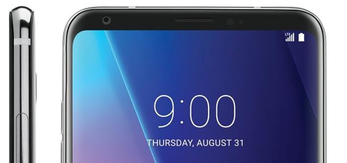Evleaks laat schitterend design nieuwe LG V30 van alle kanten zien