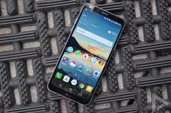 LQ Q6 Android 8.1 Oreo