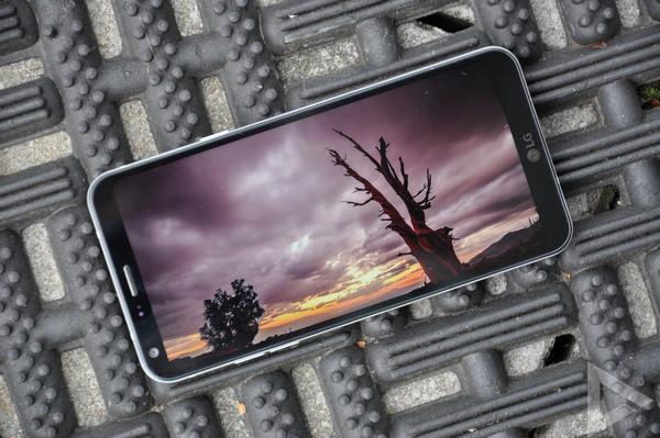 LQ Q6 beeldscherm