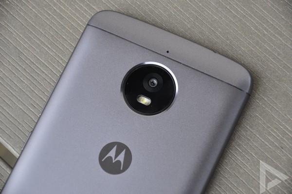 Moto E4 Plus camera