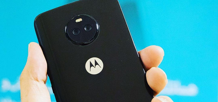 Moto X4 hands-on opgedoken: foto's en specificaties nu bevestigd