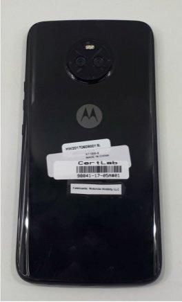Moto X4 dual-camera