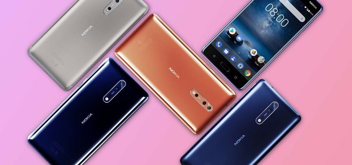 Nokia 8: Android Pie update vertraagd door bugs