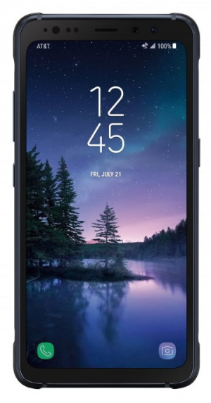 Samsung Galaxy S8 Active Meteor gray