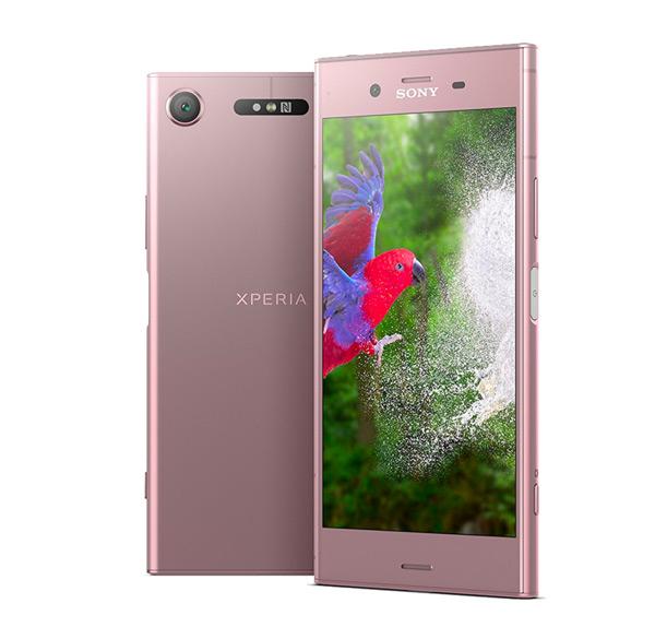 Sony Xperia XZ1 roze