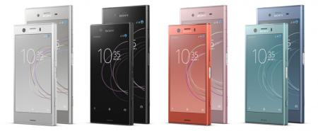 Sony Xperia XZ1 beveiligingsupdate oktober 2017