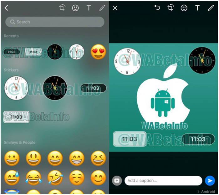WhatsApp Stickers screenshots