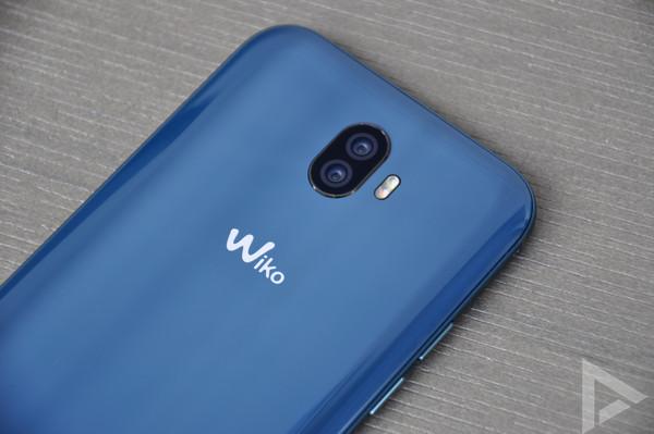 Wiko Wim dual-camera