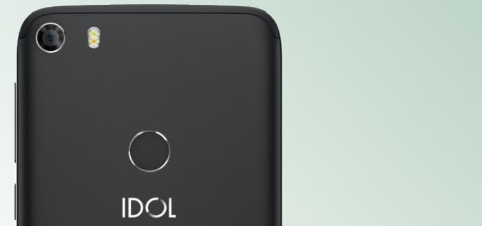 Alcatel Idol 5 lekt volledig uit voor lancering op IFA 2017