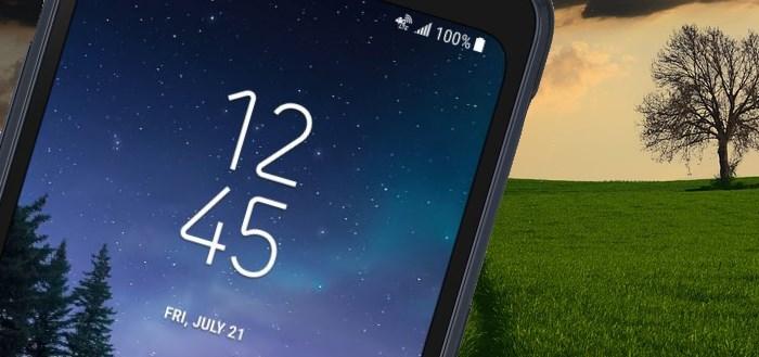 Samsung Galaxy S8 Active stevige en duurzame telefoon officieel uitgebracht